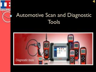 Automotive Scan Tool And Equipments | Interequip