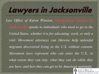 U.S. Immigration Law Supporter for Visitors
