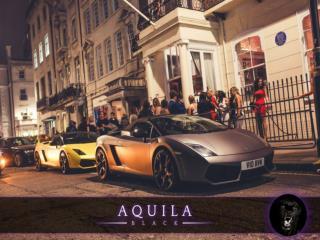 AQUILA Events Club London