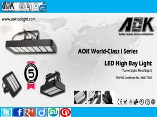 Most demanding energy efficient LED Lights