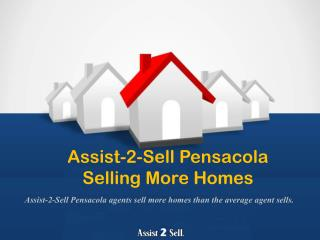 Assist-2-Sell Pensacola - Selling More Homes