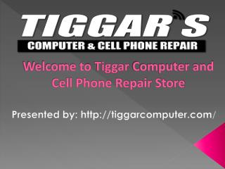 Affordable Computer and Cell Phone Repair Services