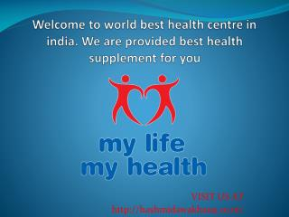 Herbal Products - Herbal Healthcare Products