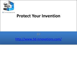 Protect Your Invention