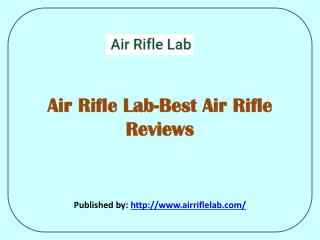 Air Rifle Lab-Best Air Rifle Reviews