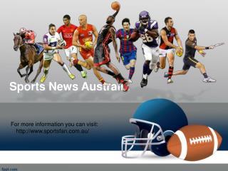 Sports News Australia