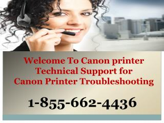 TECH HELP #Canon Printer Troubleshooting #1855 662 4436 Supp