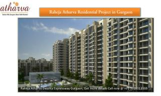 Raheja Residential Project Gurgaon