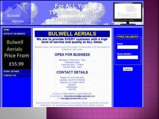 AERIAL REPAIRS BULWELL, Digital TV Aerial Installation BULWE