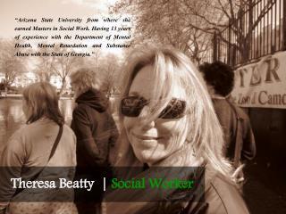 Theresa Beatty - Social Worker