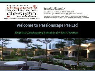 Passionscape Pte Ltd