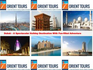 Best City Tour in Dubai