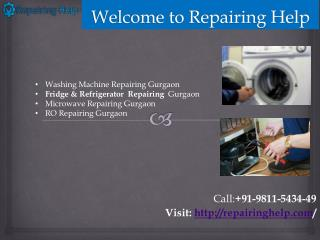 Microwave Repairing Services In Gurgaon