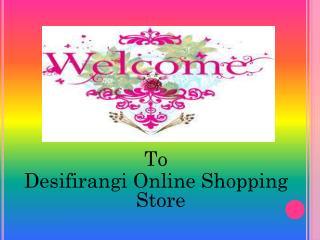 Desifirangi is Online Women Underwear shopping in India