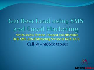 Best and Cheap Bulk SMS Provider Company in Delhi NCR