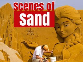 Scenes of Sand