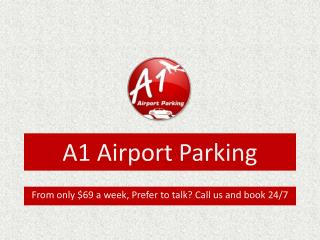 Affordable & Reliable Melbourne Airport Parking