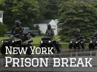New York Prison Break
