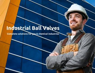 What are the importance of industrial ball valves?