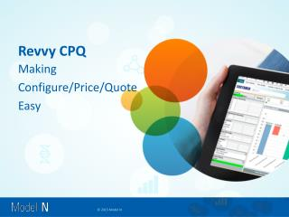 Make CPQ easy with Model N