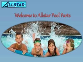 Swimming Pool Supplies - Allstar Poolparts