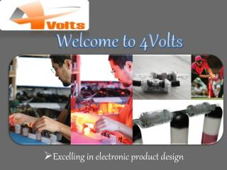 Electronic Engineering Melbourne - 4Volts