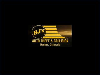 Local Auto Body Shop Denver | (303) 227-1222