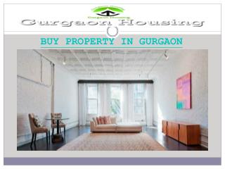 Gurgaon residential property real estate