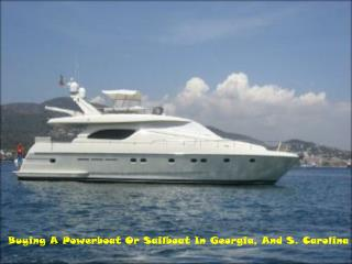 Used Powerboats for Sale FL