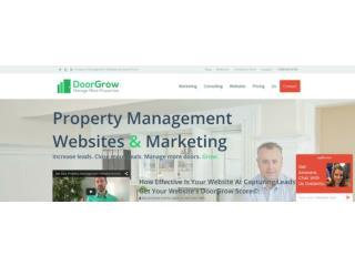 Doorgrow Property management websites