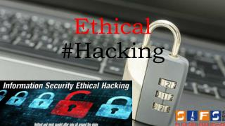 Ethical Hacking & IT Security Courses in SIFS