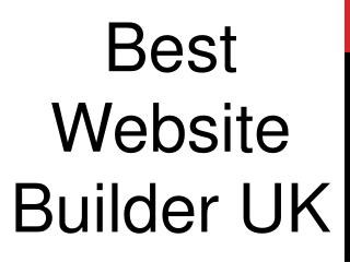 Best Website Builder UK