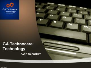 Offering Best Software Development Services by GA Technocare