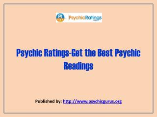 Psychic Ratings-Get The Best Psychic Readings