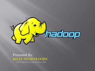 Hadoop training in bangalore