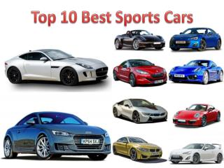 Top 10 Best Sports Cars