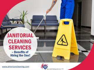 Janitorial Services in Boise - Reasons to Hire!