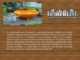 Wood Pool Stoves