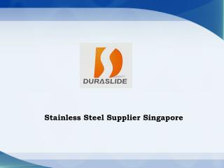 Stainless Steel Supplier Singapore