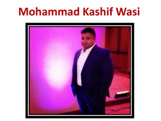 Mohammad Kashif Wasi - SAP Consultant