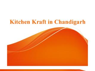 Interior Design  in Chandigarh | Kitchen Kraft