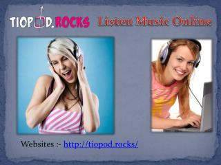 Enjoy Free Live Radio Music on Internet