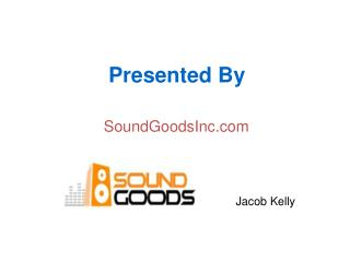Buy DJ Equipments Online - Presented By - SoundGoodsInc.com
