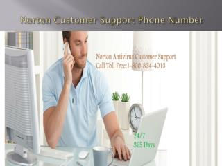 Contact 1-800-824-4013 Norton Customer Support Phone Number
