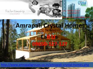 Amrapali Crystal Homes Home Living