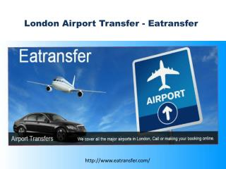 Airport Taxi London | Airport Cars