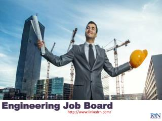 Engineering Job Board
