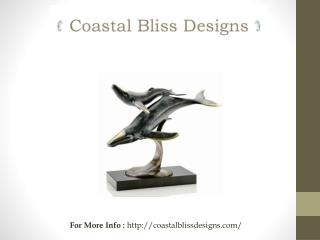 coastal Bliss Designs | coastal home décor