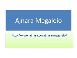 Ajnara Megaleio Apartments