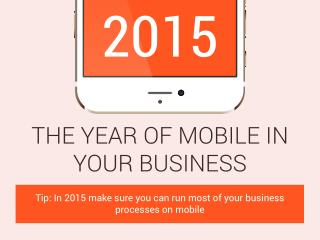 2015 - The Year of Mobile in Your Business